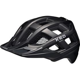 KED Crom - Casque de vélo - noir